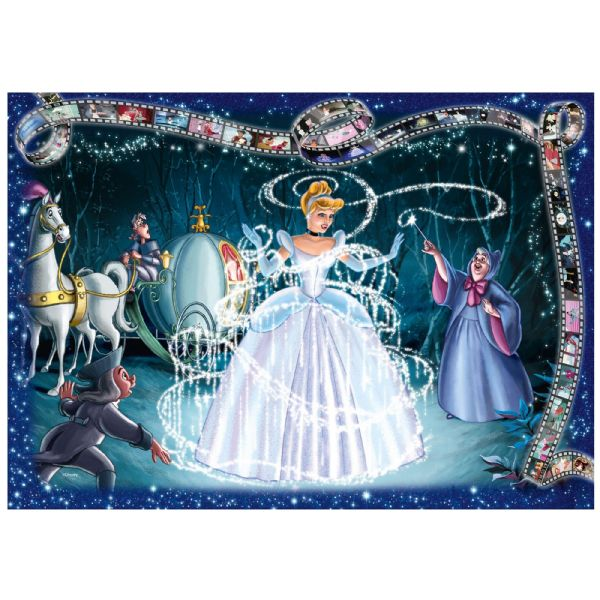 Collectors edition, Cinderella, Ravensburger 1,000 piece jigsaw.